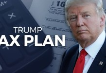 donald trump tax plan