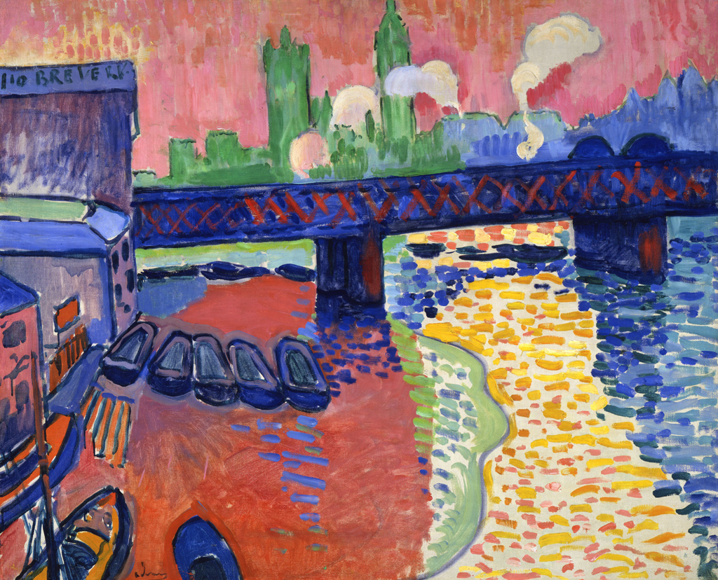 Fauvism and Expressionism (1900–1935)