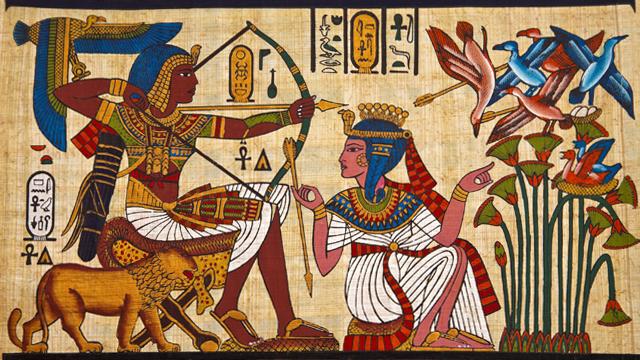 Egyptian (3100 b.c.–30 b.c.)
