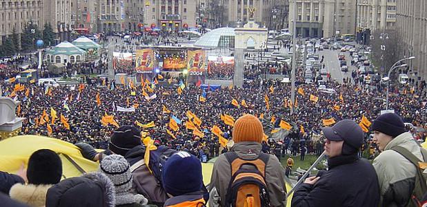 Orange Revolution Ukraine